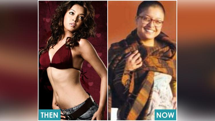 Tanushree Dutta Then And Now