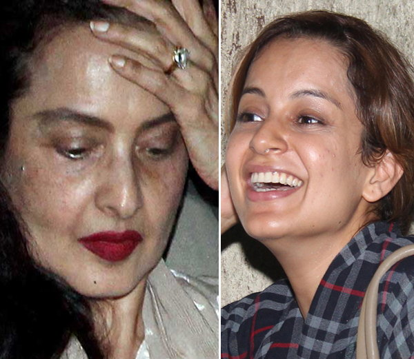 Looks like without makeup Bollywood actress