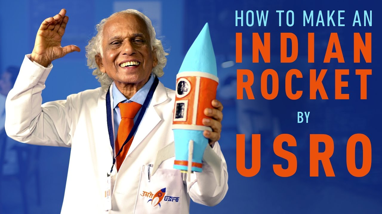 indian rocket by usro