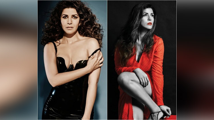 nimrat kaur hot and bold look in her photoshoot