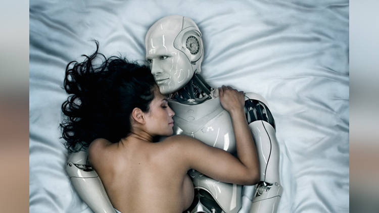 german designer stefan arlik Make lover Robots