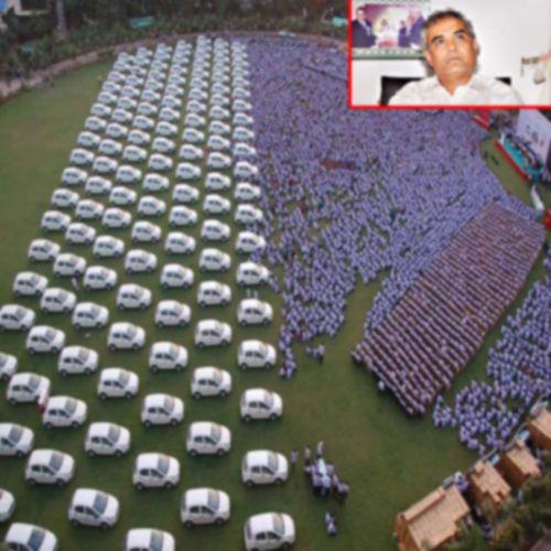 This company gave luxurious bonus on diwali