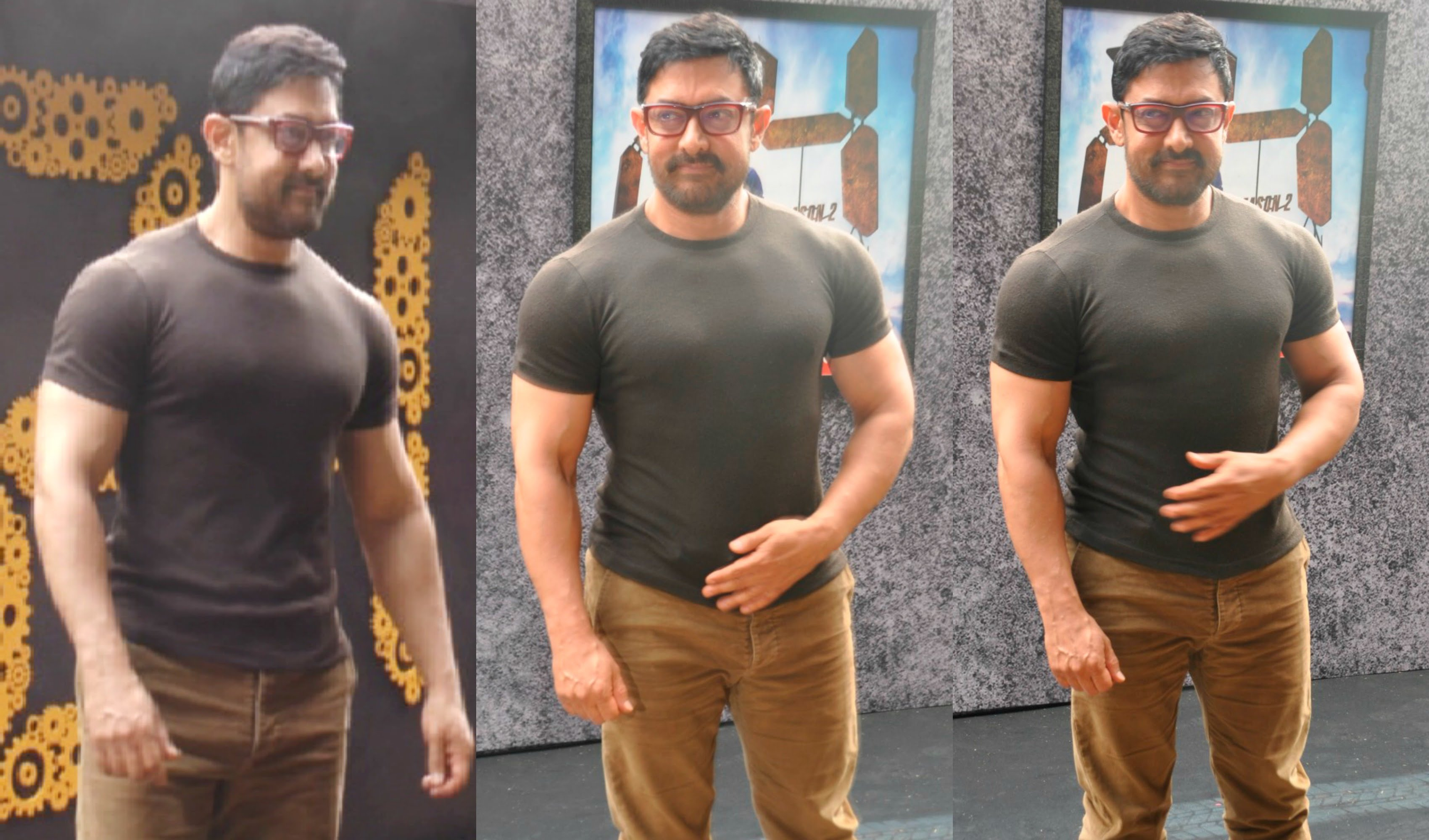 Strict Diet Plan of aamir khan for dangal