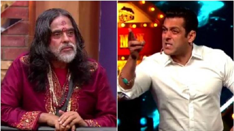 BIGG BOSS 10  VIDEO : Swami Om Claims That He Slapped Salman Khan In Bigg Boss House