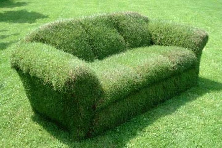weird sofa design