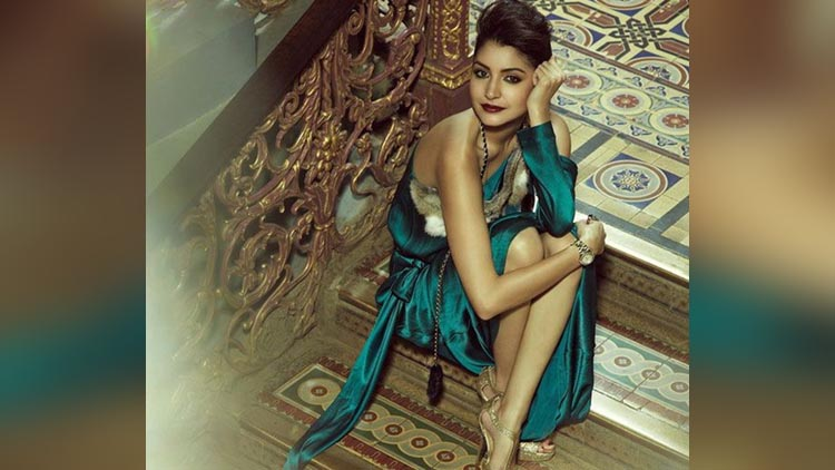 Anushka Sharma Photoshoot For Vogue magazine 2017
