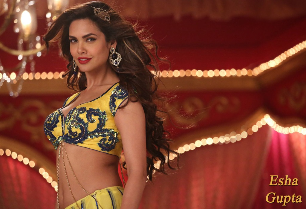 esha gupta celebrating her 30th birthday today