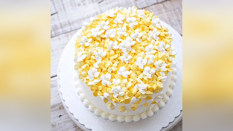 Blooming Flower Cakes To Celebrate The Return Of Spring