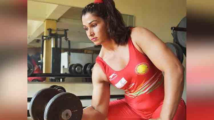 wrestler kavita dalal as lady khali