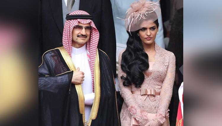 Saudi Arab Sheikh Al waleed bin talal