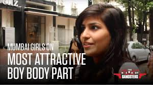 mumbai girls video about man body part