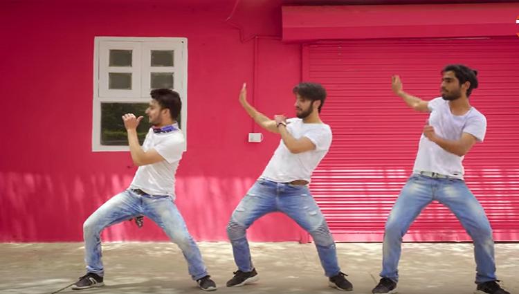 Mercy Badshah Choreography The Timeliners