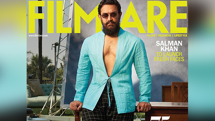 aamir khan latest filmfare photoshoot