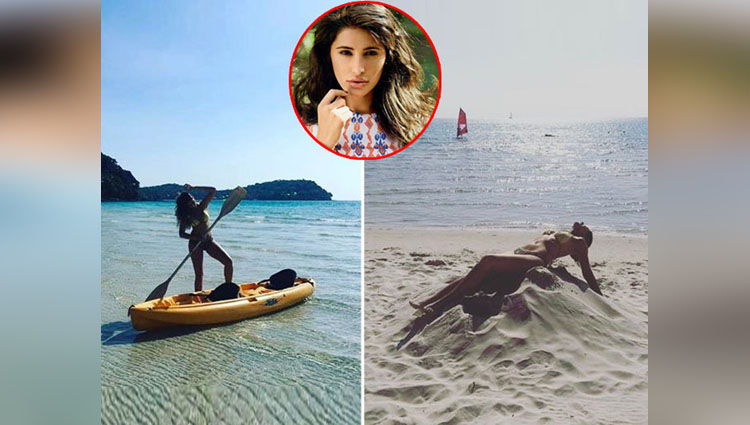 In Photos This Is How Nargis Fakhri Is Enjoying Holidays In Thailand