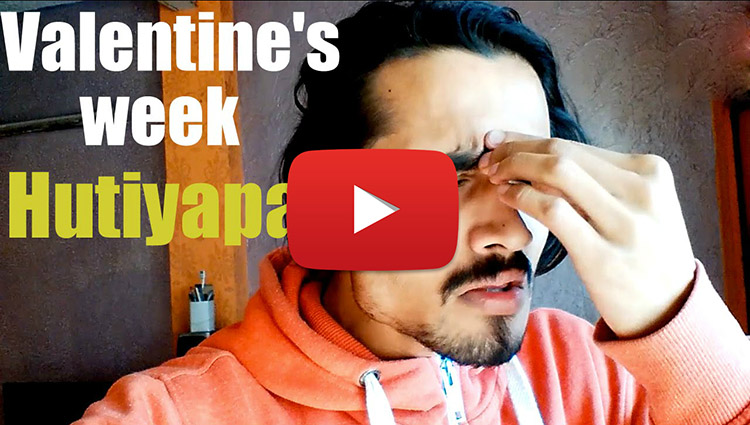 BB Ki Vines Valentines Week Hutiyapa