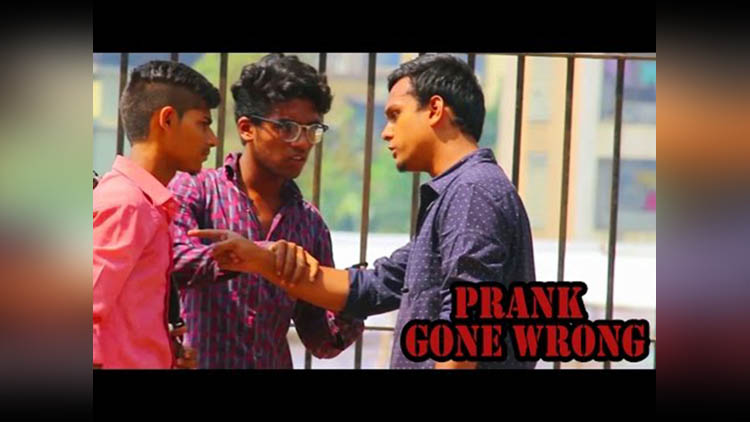 YE MERA HAI PrankPranks In India Part 2
