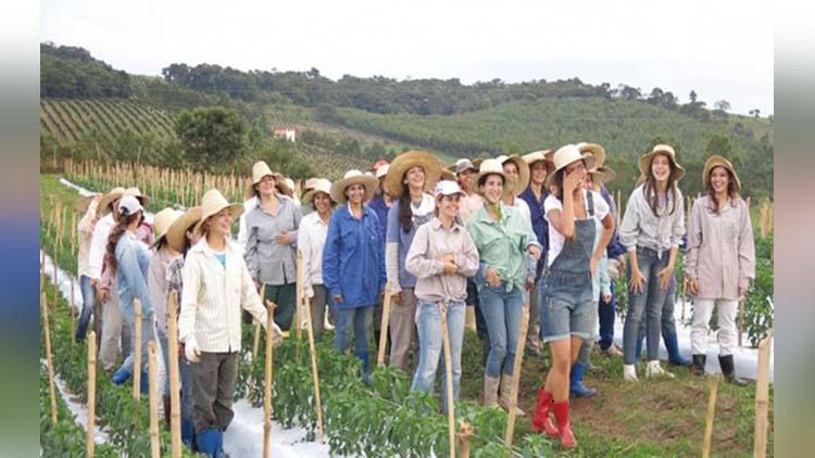 brazilian all woman village desperate for men