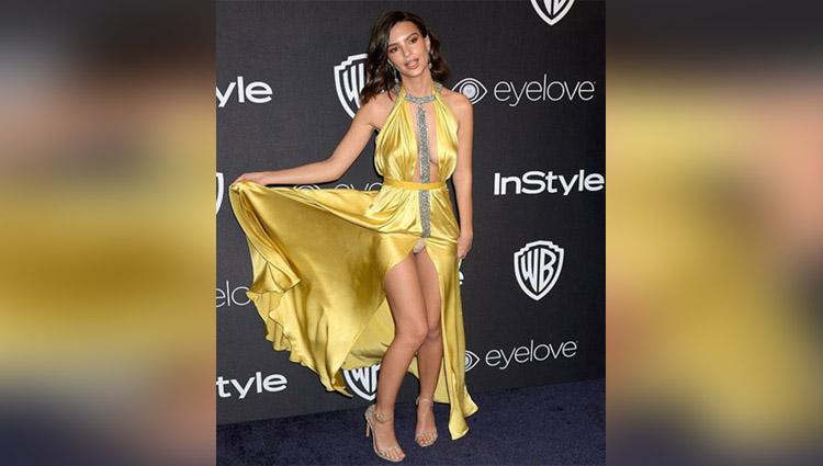 Hollywood celebs at golden globes
