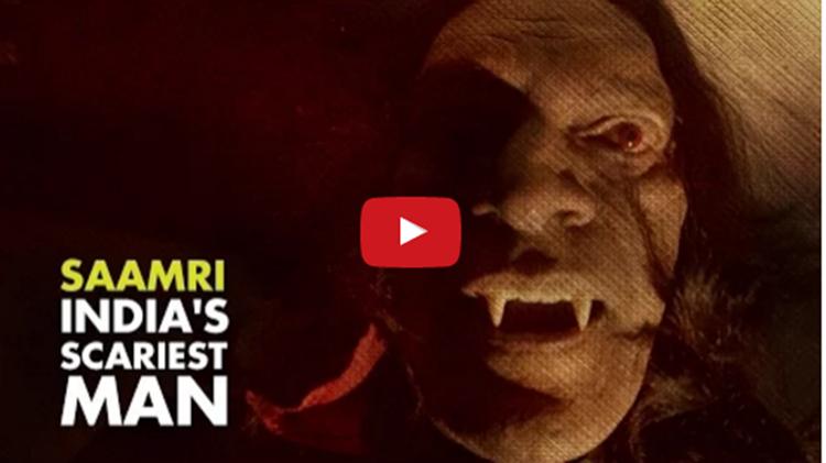 scariest indian horror villain samri