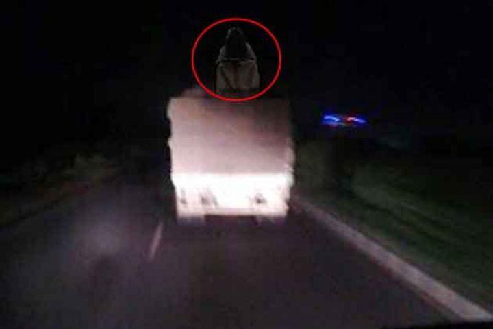 ghost in delhi