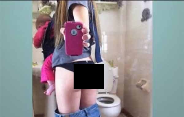 viral pictures of people funny selfie