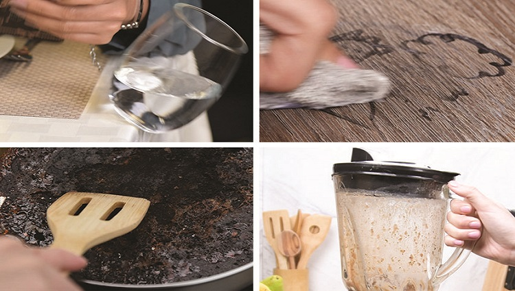 4 clever cleaning hacks