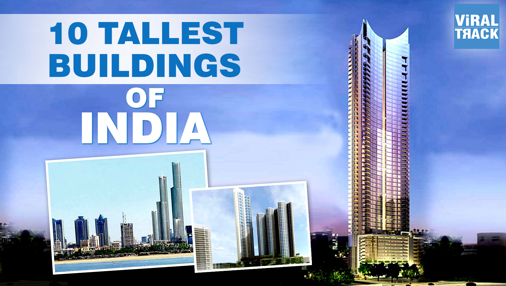 10 tallest buildings of india