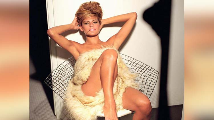 Eva Mendes Photoshoot For Shape Magazine viral pictures