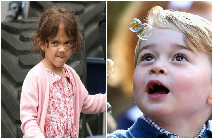 They are the richest children in the world