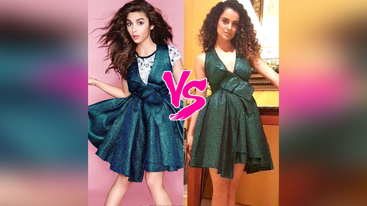 Alia Bhatt Back Fire's On The Nepotism Comment Made By Kangna Ranaut