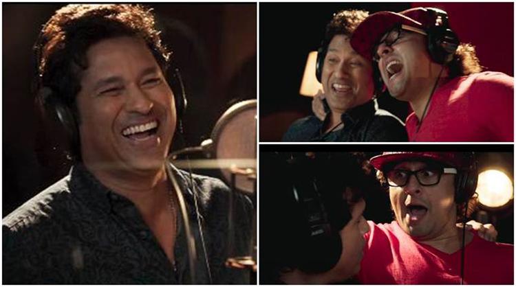 Cricket Wali Beat Sachin Tendulkar Sonu Nigam Official Music Video