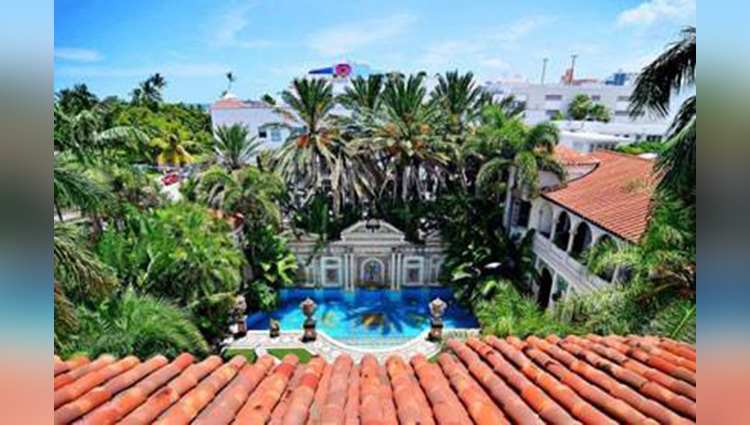 Gianni Versace's Miami mansion hits the market for $125 million