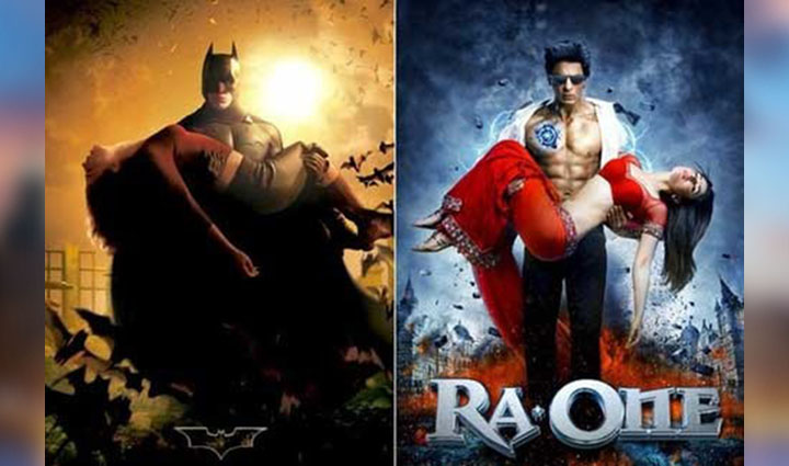 6 copied bollywood movies posters