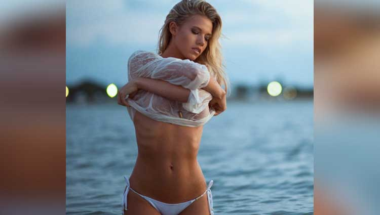 Charlotte McKinney new photoshoot for Ocean Drive magazine
