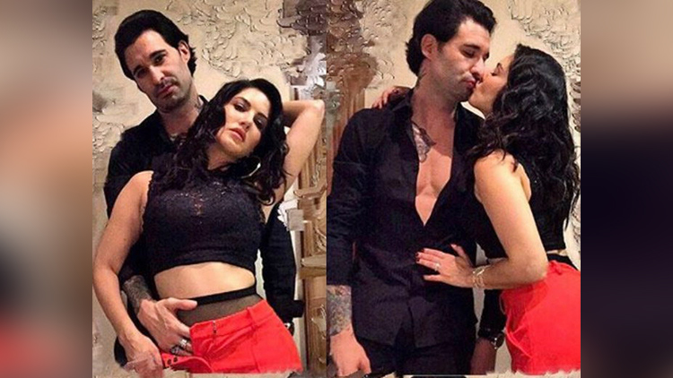 sunny Leone latest photoshoot with husband Daniel Weber is too hot