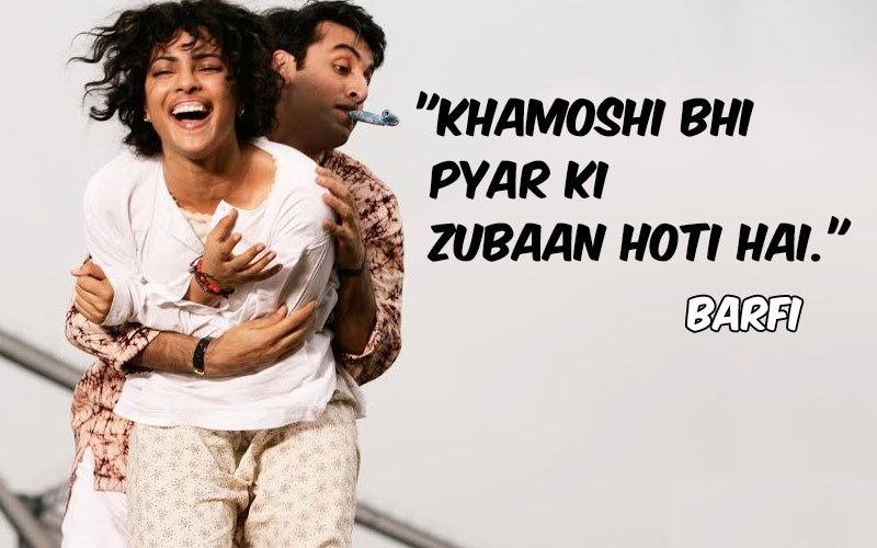 romantic dialogues from films
