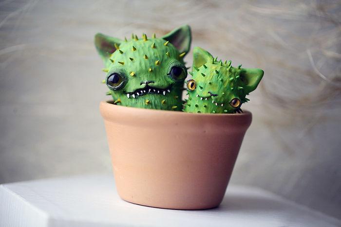 cactus doll