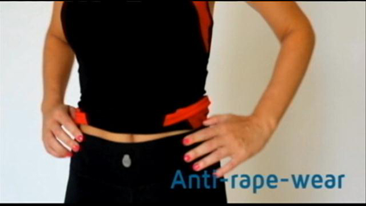 anti rape anderwear