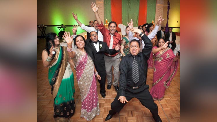 these Types Of Funny dancing  People At An Indian Wedding