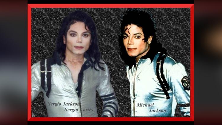 Michael Jacksons look alike is driving the internet insane Sergio cortes latinoamerica