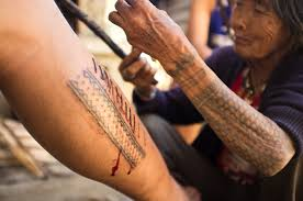 traditional tattoos fang od and kalinga tattooing in the philippines