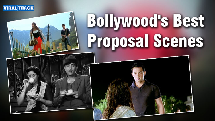 type of proposal in bollywood