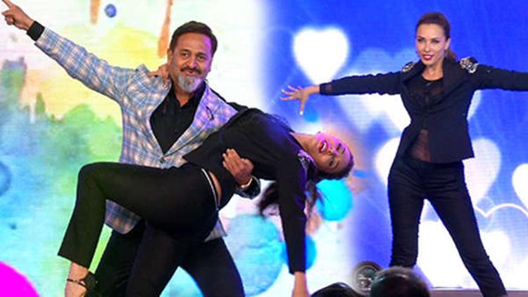 Iulia Vantur Dance Performance on stage