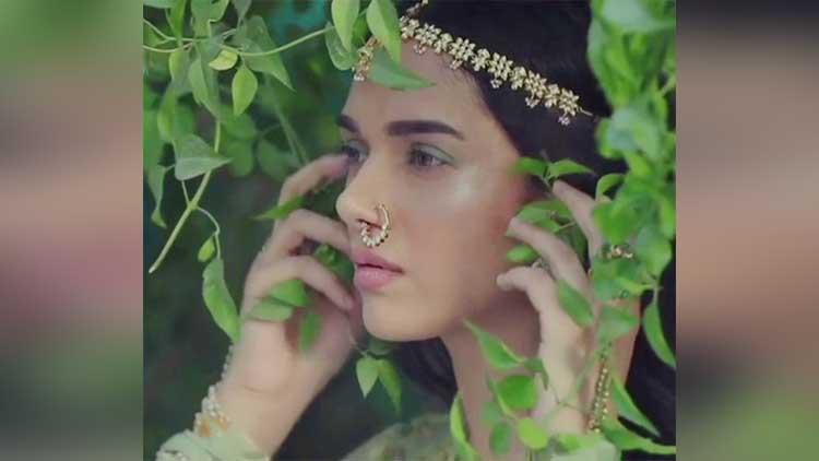 Aditi Rao Hydari Photoshoot For Harpers Bazaar Bride