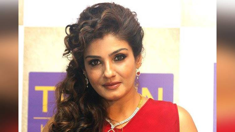 Raveena Tandon Come Back on big screen