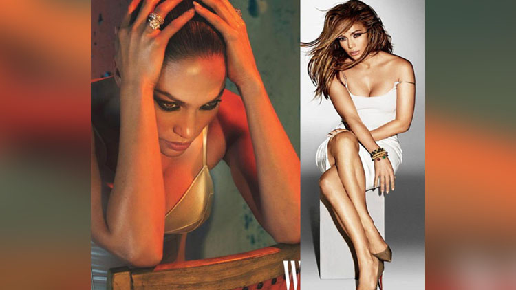 Jennifer Lopez new Photoshoot For W Magazine
