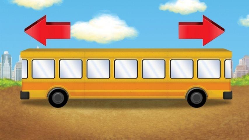 bus puzzle game