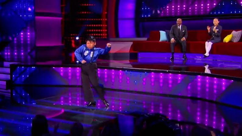 Little Big Shots Clear the Dance Floor for Xiongfei Episode Highlight