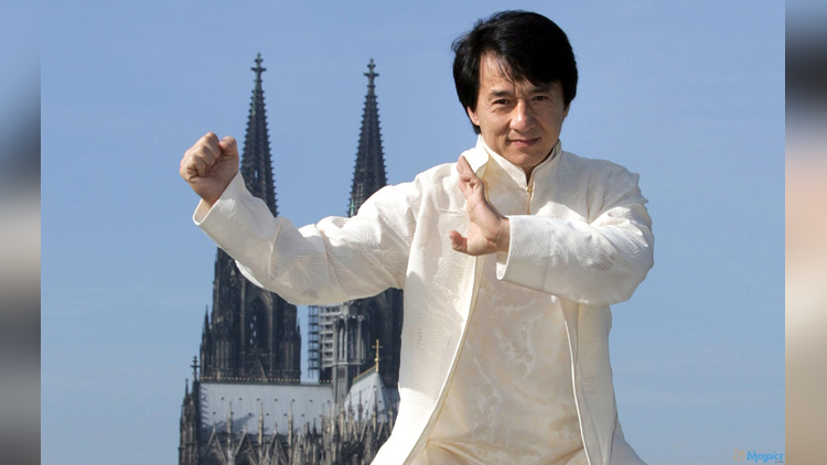 Jackie Chan special pictures