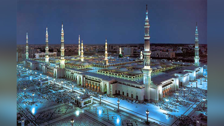10 Of The Worlds Most Amazing Mosques